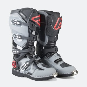 ACERBIS X-ROCK MM OFF ROAD BOOTS BLACK-GREY